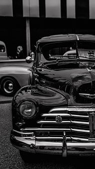 Car, Us-car, Oldtimer, Auto, Vintage, Classic, Usa, Old