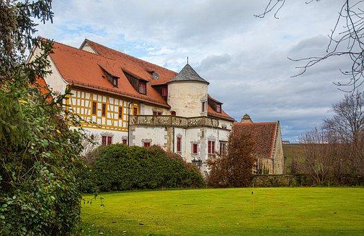 Castle Liebenstein, Neckarwestheim, Baden Württemberg