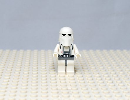 Pads, Lego, Star Wars, Toy, Character
