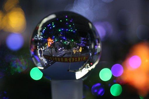 Lighting, Christmas, Decoration, Christmas Background