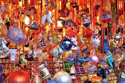 Christmas, Ball, Christmas Tree Ball, Christmas Bauble