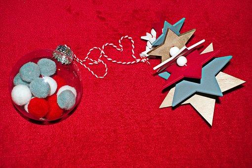 Decoration, Winter, Christmas, Holiday, Gift, Xmas