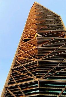 Tower, Mexico, Mexico City, Financial Center, Reform