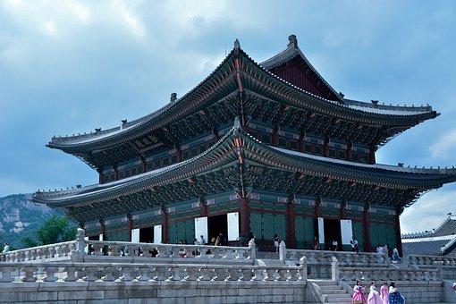 Palace, Classic, History, Korean