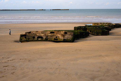 Beach, Normandy, History, World War Ii, D Day