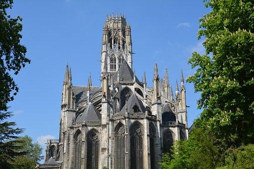 France, Normandie, Rouen, Religion, Architecture