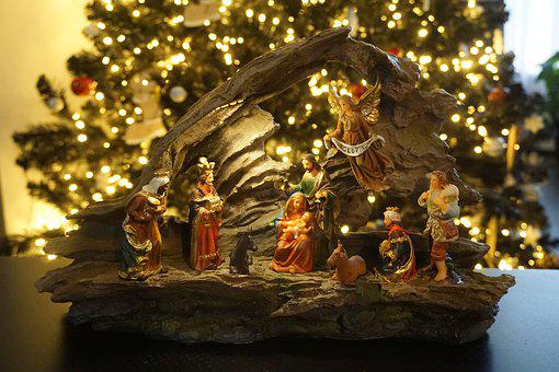 Christmas, Magi, Child Jesus, Santa Maria, San Jose