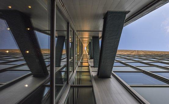 Architecture, Skyscraper, Building, City, Window