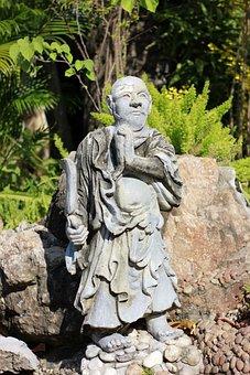 Measure, พระ, Statue, Architecture, Asia