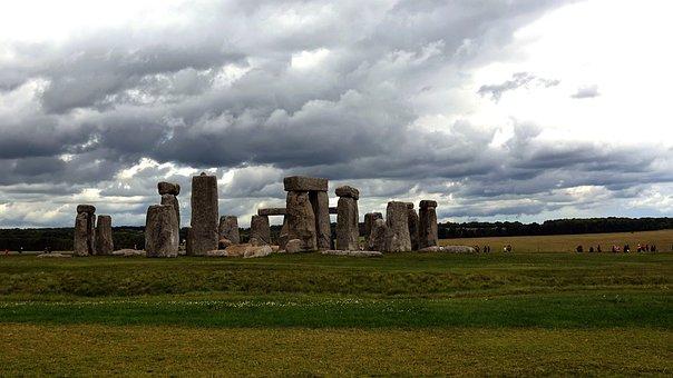 Stone Hedge, England, Mysticism, New Stone Age