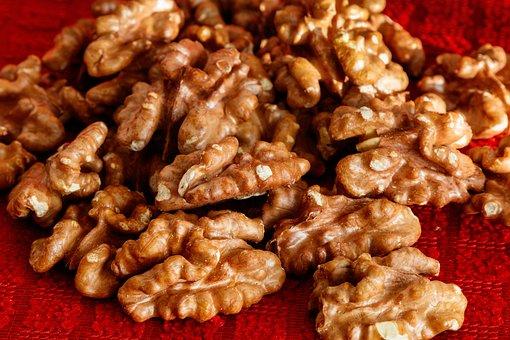 Walnuts, Nuts, Food, Nutrition, Healthy, Vitamins