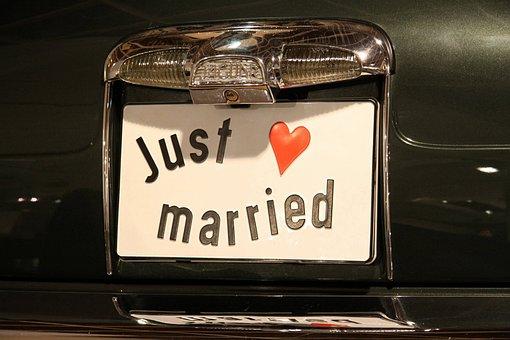 Wedding, Wedding Car, Jaguar, Bridal Cars, Romantic