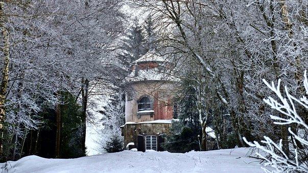 Winter, Snow, Wintry, Snow Landscape, Frost