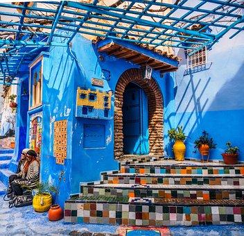 Chaouen, Morocco, Blue Village, Travel, Tourism, Xauen