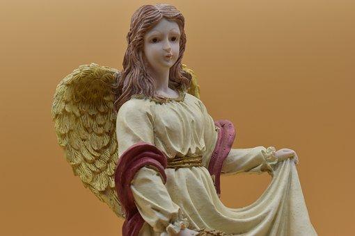 Angel, Statue, Christmas, Figure, Ala, Art, Heavenly