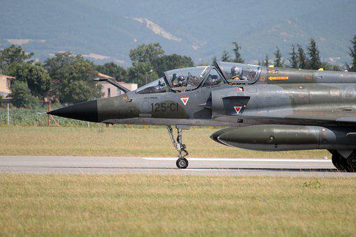 Mirage 2000, Fighter Aircraft, Aviation, Military