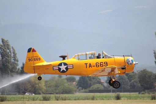Aircraft, Aviation, Valence, Airshow, Show, Base