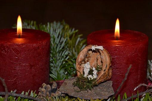 Christmas, Advent, Christmas Time, Advent Wreath