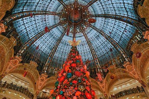 Christmas, Shopping Centre, Decoration