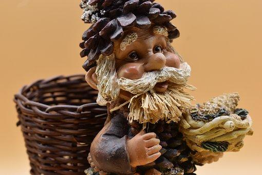 Elf, Christmas, Decoration, Holiday, Figure, Fantasia