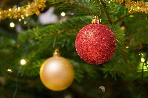 Christmas, Ball, Christmas Ornament, Tree, Jewellery