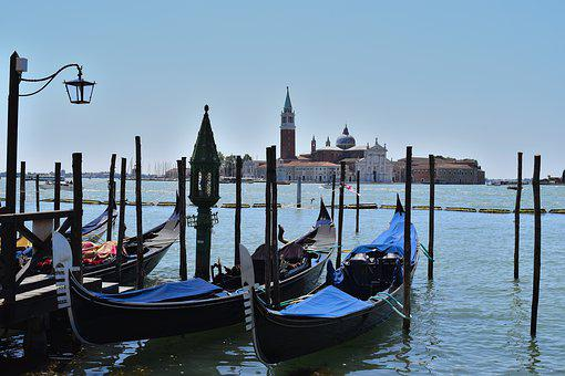Venice, Italy, Water, City, Travel, Canal, Europe