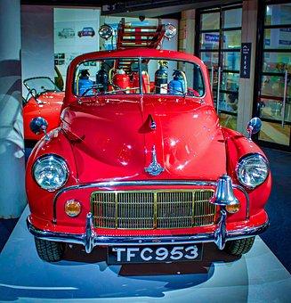 Morris Minor, Classic Car, Vehicle, Classic, Morris