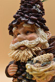Elf, Christmas, Decoration, Figure, Fantasia, December