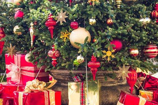 Christmas Holiday, Festive, Decorations, Chris