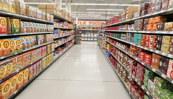 Grocery, Food, Supermarket, Groceries, Shopping, Retail