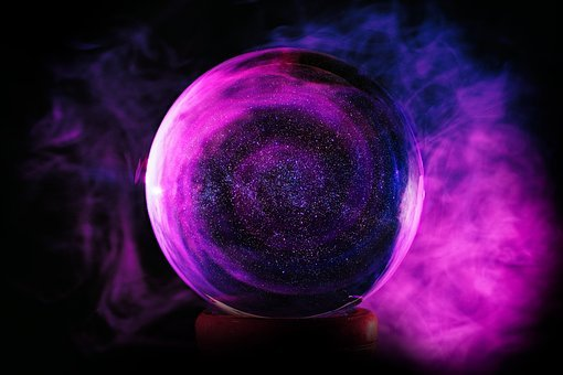 Crystal Ball, Glass Ball, Ball, Fortune Telling