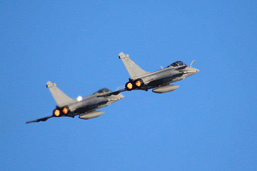 Burst, Gusts, Aircraft, Airshow, Aviation, Military