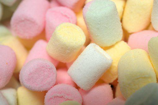 Marshmallow, Sweetness, Sweet, Eat, Delicious, Sugar
