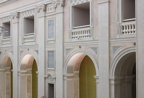 Portugal, Lisbon, Money, Museum, Interior, Bank