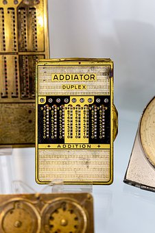 Adding Machine, Calculator, Math, Numbers, Add