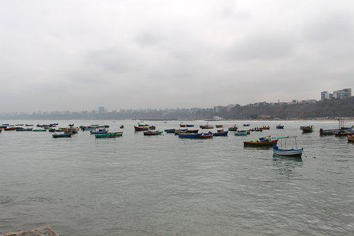 Chorrillos, Peru, Lime, City Of Lima