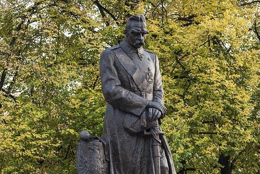 Piłsudski, Marisca, Dictator, Poland, Independence
