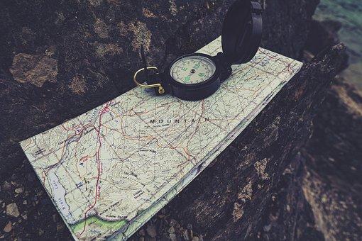 Compass, Explore, Navigation, Exploration, Travel, Map