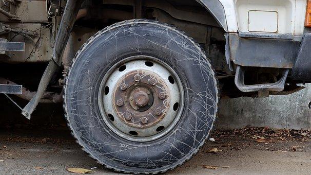 Truck, Wheel, Geometric, Pattern, Car, Vehicle, Tire
