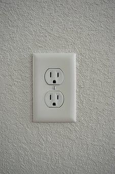 Concent, Power Socket, Plug, Electric, Wall, Connection