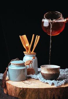 Tea Set, Teapot, Tea Ceremony, Black Tea