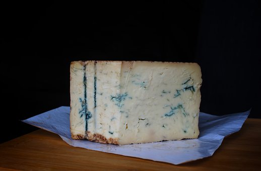 Cheese, Blue Cheese, Mold, Delicious, Eat, Food, Snack