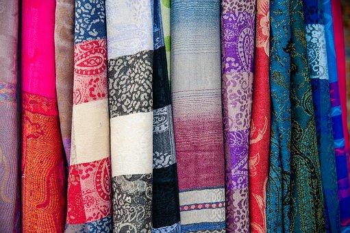 Cloth, Textile, Fabric, Texture, Pattern, Fashion