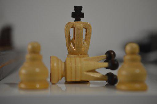 Chess, Game, Figure, Strategy, Leadership, Leader