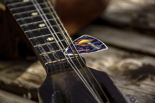 Mediator, Mandolin, Mandolin Mediator, Strings
