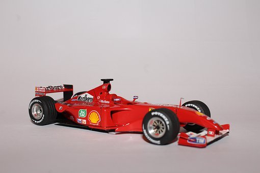 Ferrari, Car, Models, Small Scale Models, F 2001