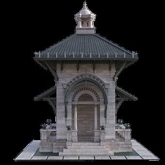 Ancient, Building, Stone, Concrete, Masonry, Old, Door