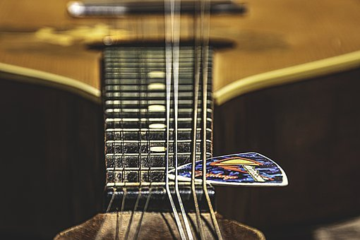 Strings, Instrument, Stringed, Acoustic, Music