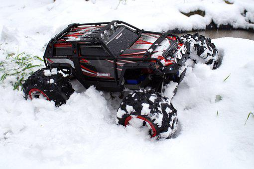 Traxxas, Summit, Modelling, Rc, Hobby, Model, Auto