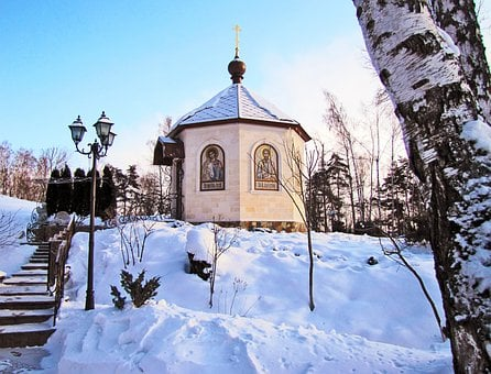 Chapel, Christianity, Orthodoxy, Religion, Vera